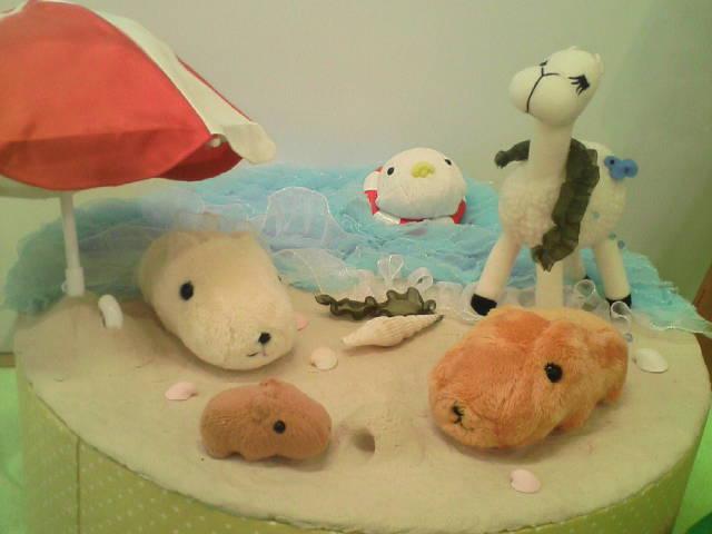 カピバラさんmeets in loft <br />  池袋