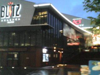 今日は'赤坂BLITZ<br />  '